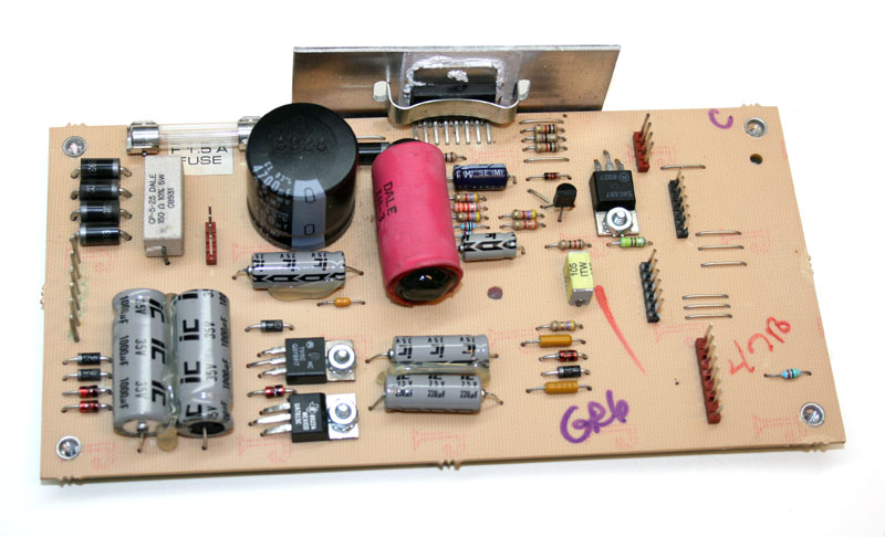Power supply board, Peavey