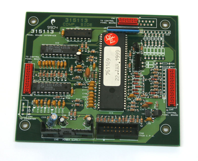 Panel board interface, GEM