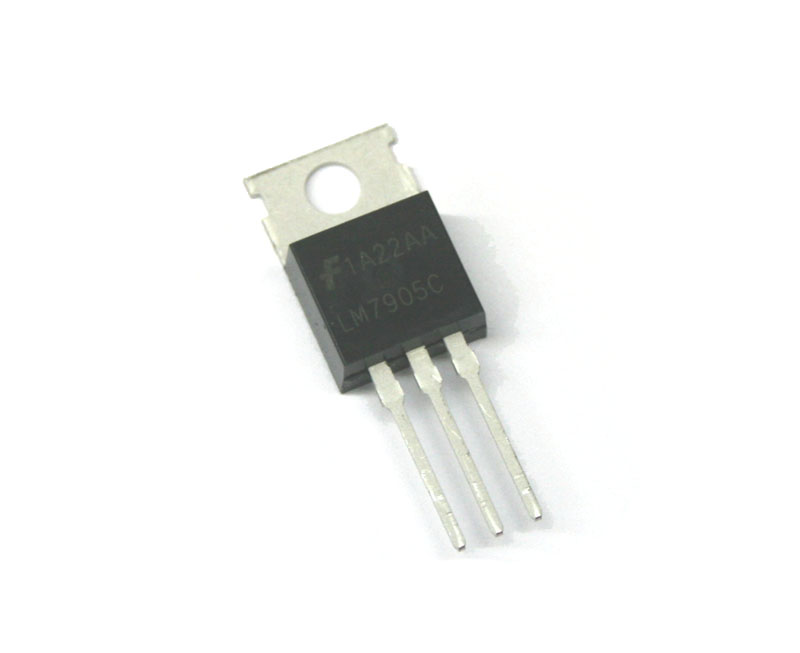 Voltage regulator, 7905