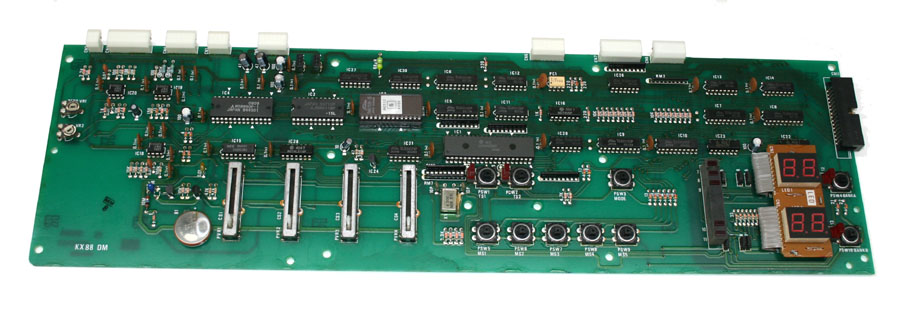 Yamaha KX-88 Main Board