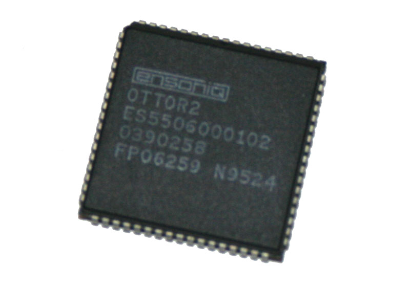 IC, ES5506000102 Ensoniq OTTO chip