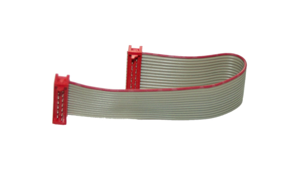 Ribbon cable, 4.25-inch, 14-pin