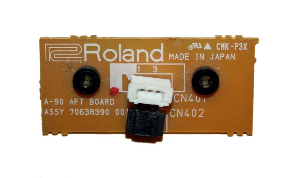 Aftertouch board, Roland