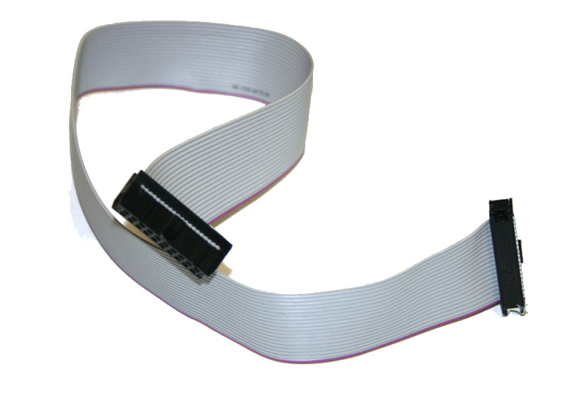 Ribbon cable, 13-inch, 20-pin